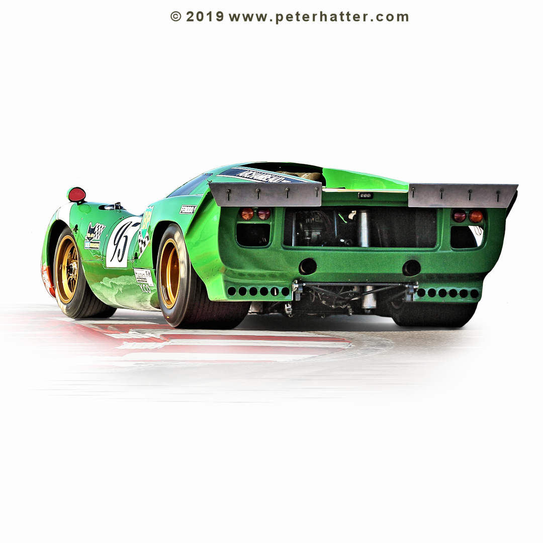 The Lola T70