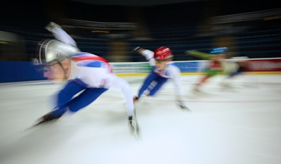 Speed Skating. Click on the image to open the exhibition.